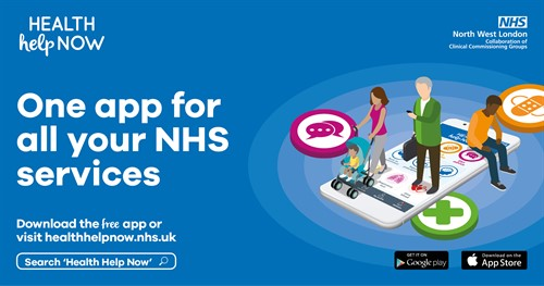 Free NHS app launches in West London